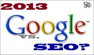 Consulente seo, previsioni google 2013