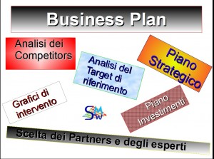 business plan e web marketing