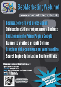 marketing, web marketing e grafica