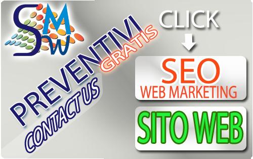 Realizzazione siti web Palermo e oltre preventivi SEO gratis