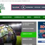 passione scommessa realizzazione sito web pronostici calcio e notizie sportive