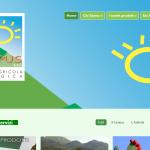 realizzazione sito web vetrina agriturismo vendita prodotti biologici siciliani