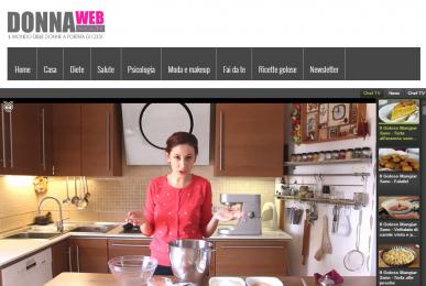 restyling totale sito web e consulenza wordpress con ottimizzazione banner mobile e entrate