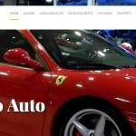 Restyling Grafico Realizzazione sito web AutoInPalermo
