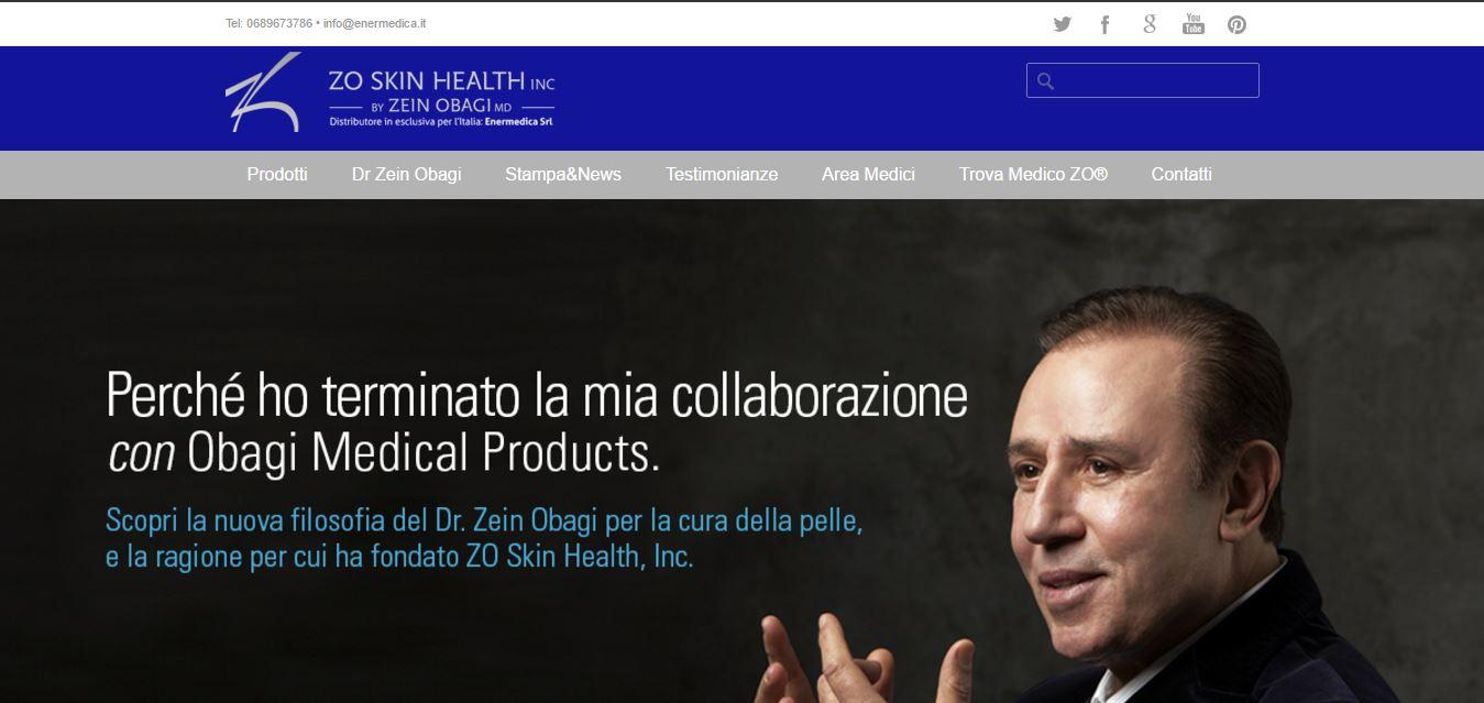restyling completo sito internet zoitalia