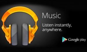 Google Play Music per condivisione Social del proprio Juke-Box