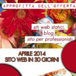 Realizzazione-siti-web-offerta-aprile-2014-in-30-giorni