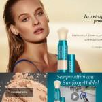 realizzazione sito web ecommerce alta qualità trattamenti viso e pelle colorescience