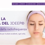 realizzazione sito web vetrina endymed italia bellezza e medicina estetica responsive e eventi